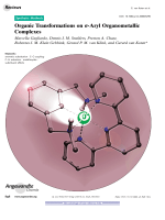 Organic Transformations on -Aryl Organometallic Complexes.