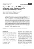 Organotin(IV) and organolead(IV) complexes as biocides and fertility regulators  synthetic  spectroscopic and biological studies.