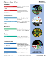 Preview  Angew. Chem. Int. Ed. 162011