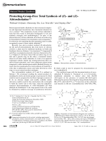 Protecting-Group-Free Total Synthesis of (E)- and (Z)-Alstoscholarine.