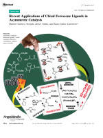 Recent Applications of Chiral Ferrocene Ligands in Asymmetric Catalysis.