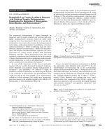 Remarkably Low Catalyst Loading in Brnsted Acid Catalyzed Transfer Hydrogenations  Enantioselective Reduction of Benzoxazines  Benzothiazines  and Benzoxazinones.