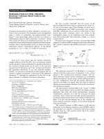 Ruthenium-Catalyzed Allylic Alkylation Reactions  Carbonate-Based Catalysts and Intermediates.