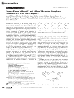 Square-Planar Iridium(II) and Iridium(III) Amido Complexes Stabilized by a PNP Pincer Ligand.