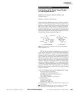 Total Synthesis of the Marine Natural Product rac-Dibromophakellstatin.