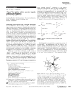 УNakedФ Ga+ and In+ as Pure Acceptor Ligands  Structure and Bonding of [GaPt(GaCp.200601007.pdf)4][BArF]