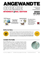 Graphical Abstract  Angew. Chem. Int. Ed. 242002