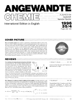 Graphical Abstract (Angew. Chem. Int. Ed. Engl. 41996)