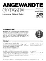 Graphical Abstract (Angew. Chem. Int. Ed. Engl. 101997)