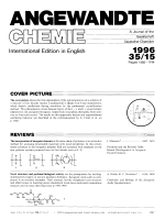 Graphical Abstract (Angew. Chem. Int. Ed. Engl. 151996)
