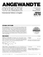 Graphical Abstract (Angew. Chem. Int. Ed. Engl. 191994)