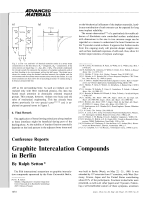 Graphite Intercalation Compounds in Berlin.