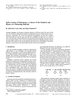 Half a Century of PolystyreneЧA Survey of the Chemistry and Physics of a Pioneering Material.