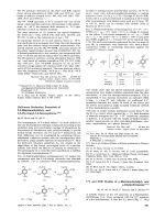 Half-Wave Reduction Potentials of 2 5-bis(trimethylsilyl)- and 2 5-Di-t-butyl-1 4-benzoquinone.
