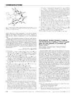 HeterodimetalЦBetaine Chemistry  Catalytic and Stoichiometric Coupling of Alkynyl Ligands under the Joint Influence of Zirconium and Boron Centers.