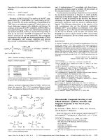 Heterometallic Compounds Involving d- and f-Block Elements  Synthesis  Structure  and Magnetic Properties of Two New LnxCu4 Complexes.