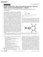 Hidden Noninnocence  Theoretical and Experimental Evidence for Redox Activity of a -Diketiminate(1) Ligand.