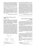 Improved Determinations of Intermolecular Potentials.
