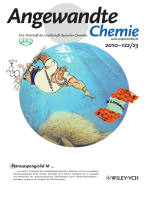 Innentitelbild  Chemical Proteomics Discloses PetrosapongiolideM  an Antiinflammatory Marine Sesterterpene  as a Proteasome Inhibitor (Angew. Chem