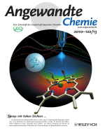 Innentitelbild  Direct Access to Isolated Biomolecules under Ambient Conditions (Angew. Chem. 132010)