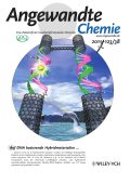 Innentitelbild  Direct Conductance Measurement of Individual Metallo-DNA Duplexes within Single-Molecule Break Junctions (Angew. Chem. 382011)