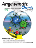 Innentitelbild  Giant Pores in a Chromium 2 6-Naphthalenedicarboxylate Open-Framework Structure with MIL-101 Topology (Angew. Chem