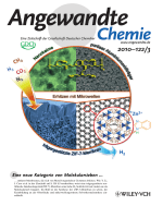 Innentitelbild  Molecular Sieve Membrane  Supported MetalЦOrganic Framework with High Hydrogen Selectivity (Angew. Chem. 32010)