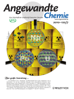 Innentitelbild  Neptunium Diverges Sharply from Uranium and Plutonium in Crystalline Borate Matrixes  Insights into the Complex Behavior of the Early Actinides Relevant to Nuclear Waste Storage (Angew. Chem. 72010)