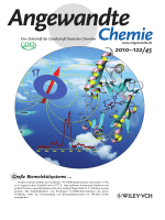Innentitelbild  Solid-State 17ONMR Spectroscopy of Large ProteinЦLigand Complexes (Angew. Chem. 452010)