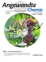 Innentitelbild  Supported Gold and Silver Nanoparticles for Catalytic Deoxygenation of Epoxides into Alkenes (Angew. Chem. 322010)
