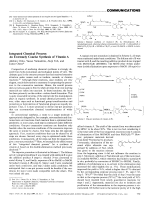 Integrated Chemical Process  An Extremely Concise Synthesis of Vitamin A.