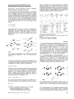 Interaction between the Orbitals of Lone Pair Electrons in Dicarbonyl Compounds.