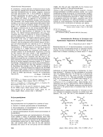 Intramolecular Motions in Enamines and Hydrazones. Separation of Rotational Isomers