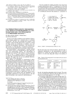 Iron-Mediated Diastereoselective Spiroannelation to the Spiro[1 2 3 4-tetrahydroquinoline-4 1-cyclohexane] System and a Novel Rearrangement to 2 3-Dihydroindole Derivatives.