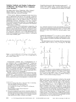Isolation  Synthesis  and Absolute Configuration of Filbertone Ц the Principal Flavor Component of the Hazelnut.