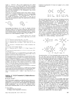 Isolation of 3 4 5 6-Tetramethyl-1 2-diphenylbenzocyclobutadiene.