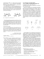 Laser Photolysis of the Bisazoalkane 7-syn 7-anti-Bis-2 3-diazabicyclo[2.2