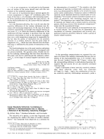 Linear Reactivity-Selectivity Correlations in Additions of Diarylcarbenium Ions to Alkenes; a Rebuttal of the Reactivity-Selectivity Principle.