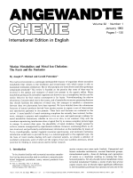 Marine Metabolites and Metal Ion Chelation  The Facts and the Fantasies.