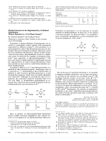 Marked Increase in the Regioselectivity of Radical Substitution  Minisci Reaction in a Two-Phase System.