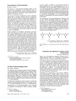 Mechanism and Application of Anionic Lactam Polymerization.
