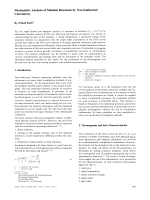 Mechanistic Analysis of Solution Reactions by Non-Isothermal Calorimetry.