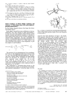 Metal Complexes of Bredt Olefins  Synthesis and Structure of Bicyclo[4.2.1]non-1(8)-enebis(triphenylphosphane)platinum(0)