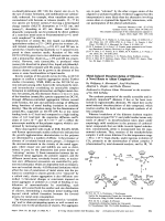 Metal-Induced Decarboxylation of DiketeneЧA Novel Route to Allene Complexes[1].