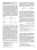 Microbiological Synthesis of (+)-cis-1 2-Dihydroxy-1 2-dihydronaphthalene-2-carboxylic Acid.