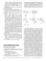 Molecular Switching by Electron TransferЧthe SpiroperimidineQuinonimine System.
