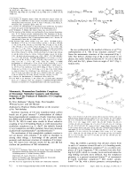 Monomeric  Mononuclear Enediolate Complexes of Zirconium  Molecular Geometry and Electronic Structure of the Products of Reductive CO Coupling on the Metal.