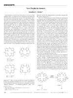 New Porphyrin Isomers.