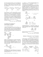 New Results in the Chemistry of Quasi-Aromatic Compounds.