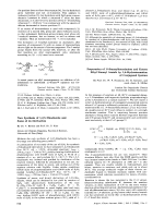 New Synthesis of 1 2 5-Thiadiazole and Some of its Derivatives.